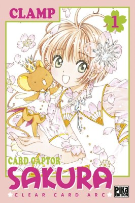 Card Captor Sakura Clear Card Arc Tome 1